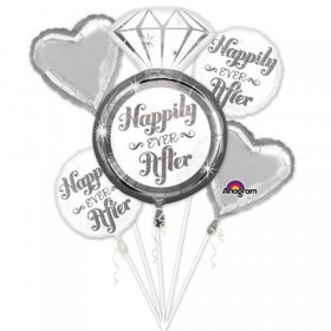 Happily Ever After Bouquet