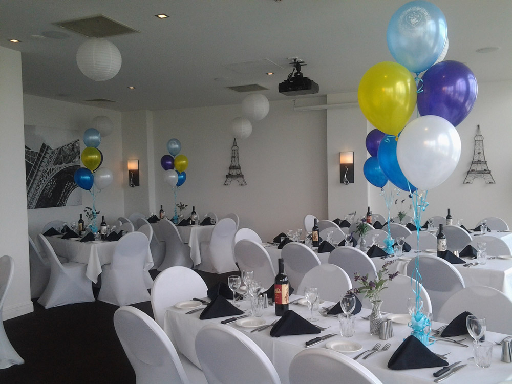 Christening Balloon Trees (5)