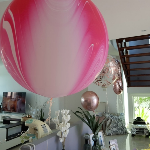 90cm Super Agate Balloon