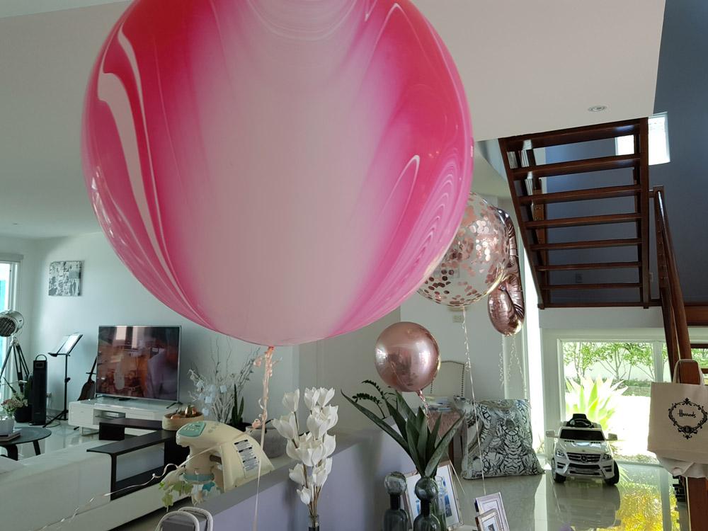 90cm Super Agate Balloon