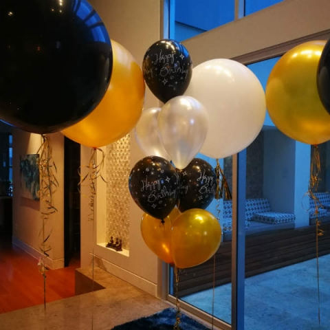 60cm Balloons with Balloon Tree (7)