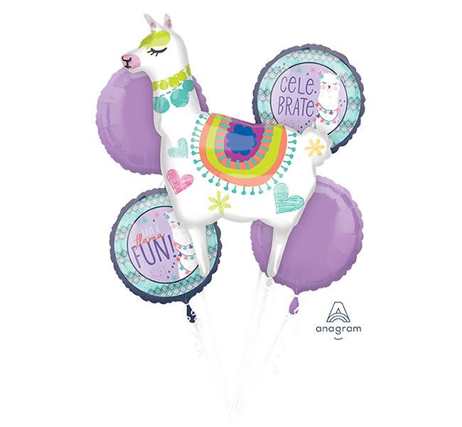 Liama Fun Bouquet